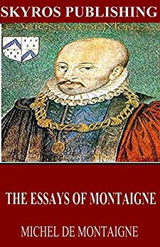 Essay montaigne amazon