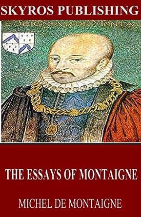 montaigne allows amazon uk and