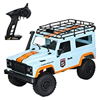 Glomixs Rc Car, Remote Control Car Off Road, 2.4g 4wd 1:12 Remote Control Car Rock Crawler Rc Truck Buggy Off-Road Auto Toy, 2019 Xmas Remote Model Vehicle Gifts For Kids & Adults