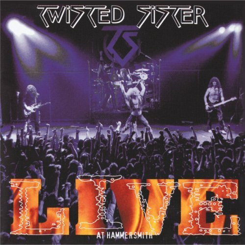 Live At Hammersmith [2 CD] by Twisted Sister (2012-05-29)