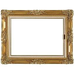vientiane Selfie Frame Puntelli, Photo Frame Photo Puntelli, Photo Frame Hand Holds Puntelli per Matrimonio Compleanno Natale Capodanno (Oro)
