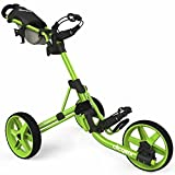 Clicgear Model 3.5 - Trolley da golf, lime