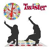 YOTINO Twister, Gioco di Equilibrio, Gioco di abilità per Bambini e Adulti, Gioco di società, Gioco di Famiglia, Gioco Divertente per i Compleanni dei Bambini