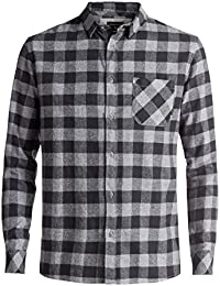 Quiksilver Motherfly Flannel - Long Sleeve Shirt For Men EQYWT03573
