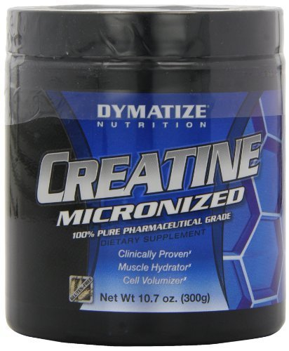 Dymatize Micronized Creatine 10.7 oz (300 g) by Dymatize (English Manual) - 515d R9vHwL