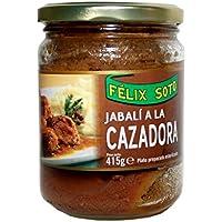 Félix Soto, Conserva de carne de cerdo (Jabalí a la Cazadora) - 415 gr.