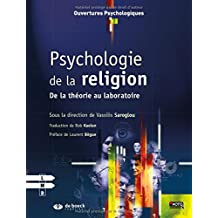 Psychologie de la religion - De la théorie au laboratoire