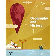 GEOGRAPHY AND HISTORY 1 ESO STUDENT'S BOOK - 9788468019765