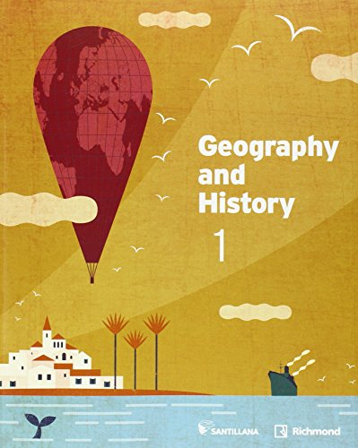 GEOGRAPHY AND HISTORY 1 ESO STUDENT'S BOOK - 9788468019765 por Aa.Vv.