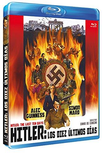 Hitler - Die letzten zehn Tage (Hitler: The Last Ten Days, Spanien Import, siehe Details für Sprachen)