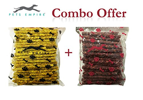 Pets-Empire-Best-Combo-Offer-dog-chew-sticks-chicken-flavor-1kgs-Pets-Empire-Dog-Chew-Sticks-Mutton-Flavor-1Kgs-pack-of-2