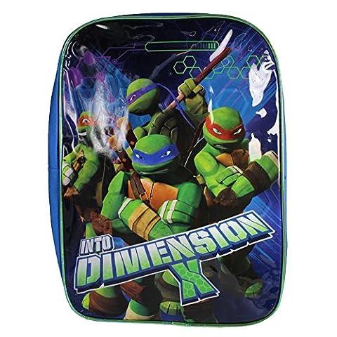 Teenage Mutant Ninja Turtles Grand Prime Sac à Dos Enfant, 40 cm, Multicolore