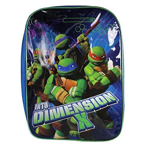 Teenage Mutant Ninja Turtles B108305 - Rucksack, 40 (Videos Spielzeug Ninja Teenage Mutant Turtles)