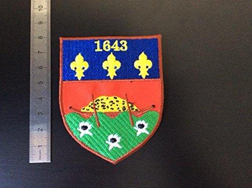 aher Toppa-Wappen Guyana-zum Aufbügeln ()