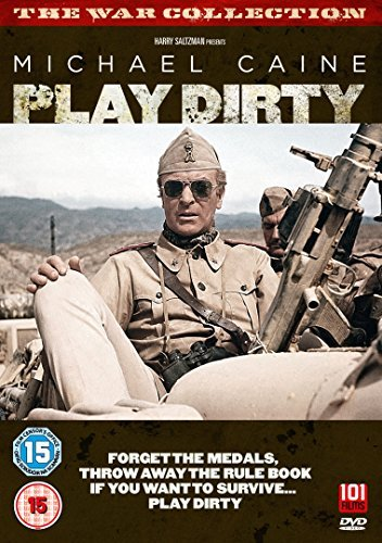Play Dirty [DVD] [UK Import]