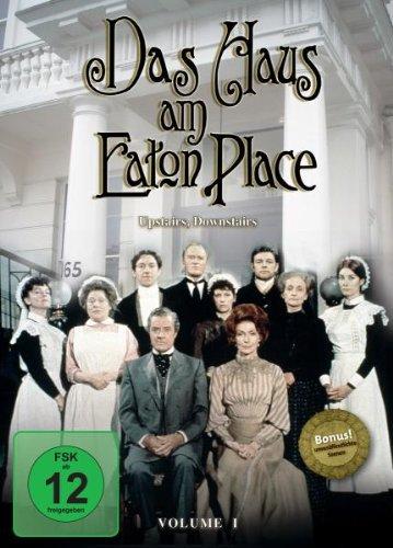 Bild von Das Haus am Eaton Place - Volume 01 (Folge 01-08) (4 DVDs)