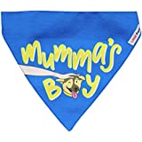 Lana Paws Mumma's Boy Dog Bandana/Dog Scarf/Dog Gift (Adjustable)