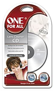 One For All SV8336 CD/CD-ROM Lens Cleaner