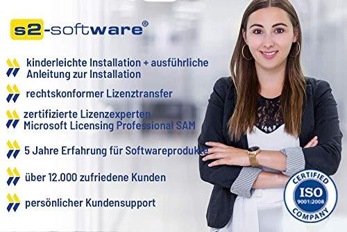 515d8Te3htL - Microsoft® Office 2007 Professional Plus DVD mit original Lizenz. Papiere & Lizenzunterlagen von S2-Software GmbH. 32& 64-bit
