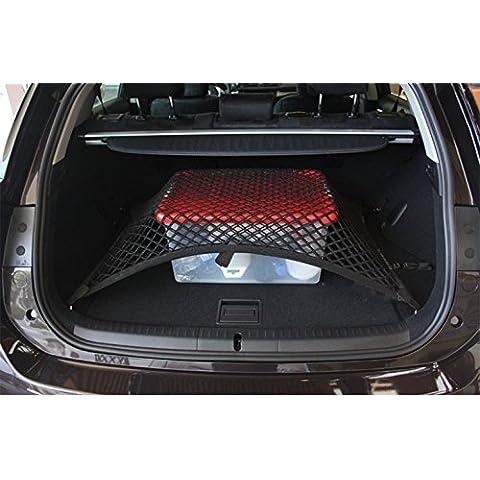 Pegasuss Custom Fit alta elastico pavimento stile posteriore tronco Storage bagagli Net Per Jeep Wrangler