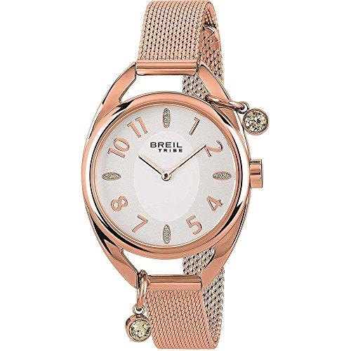 Breil EW0357 Montre à Bracelet pour Femme