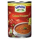 Unox Konzentrat Gulasch Suppe 3 Teller