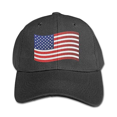 Baseballmützen/Hat Trucker Cap Baseball Caps Hats USA Falg Pure Color Baseball Cap Cotton Adjustable Kid Boys Girls Hat Personality Caps Hats