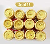 #4: TiedRibbons® Matki Diyas | Diwali Candles And Diya | Scented Tealight Candles | Tea Light Scented Candles