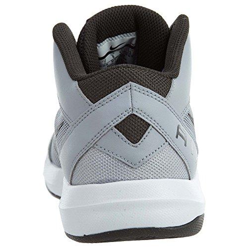 Nike 831572-007, Scarpe da Basket Uomo Grigio