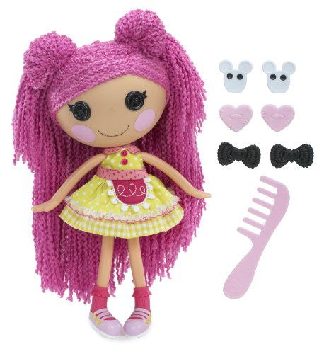 Lalaloopsy Crumbs Sugar Cookie - Puppe zum Kämmen [UK Import]
