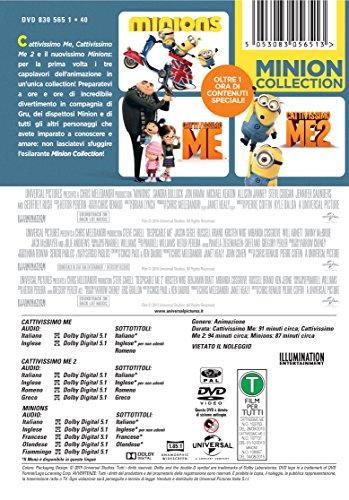 Minion-Collection-3-DVD