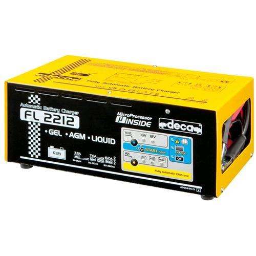 Carica Batterie Automatico FL 2212 6-12V Deca