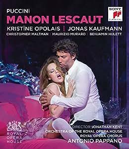 Puccini: Manon Lescaut [DVD] [2015] [Region 1] [NTSC]