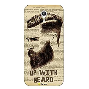 lenovo ZUK Case,Hamee present Movember / No Shave November Themed inspired Cases Series Hard Case for lenovo ZUK -1