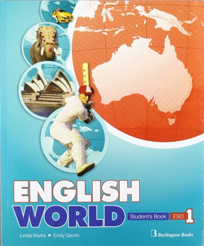 English world 1 student's book 1º eso