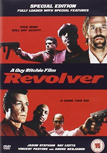 Revolver [DVD] by Jason Statham