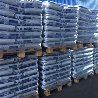 Streusalz 25kg Sackware - 24 Paletten - kompletter LKW 24 Tonnen