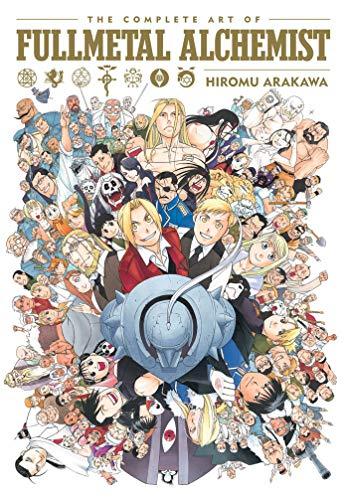The Complete Art of Fullmetal Alchemist por Hiromu Arakawa