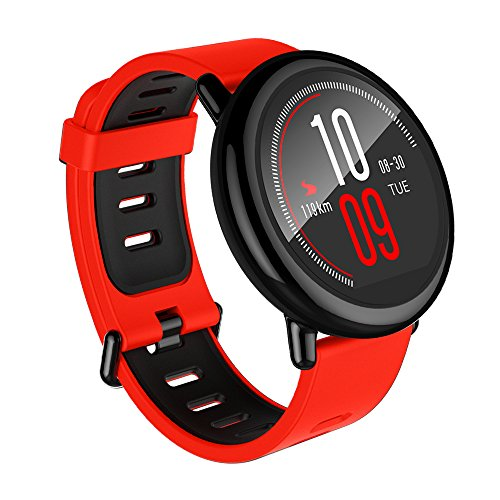 Amazfit **** Multisport Smartwatch (Red)
