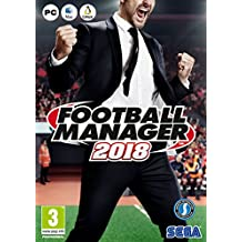 Football Manager 2018 (PC CD)