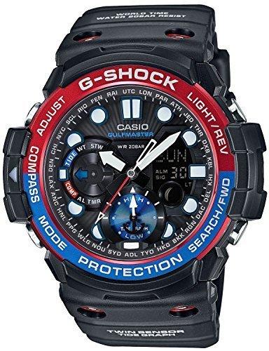 Casio Watch G-Shock Gulfmaster Gulf Master Gn-1000-1A Men's