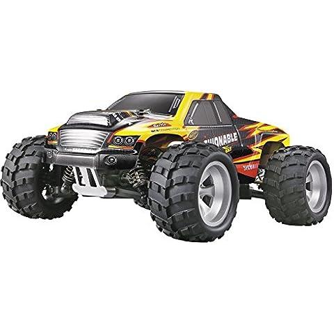 Coche Rc WLToys A979 1:18 (Kids Version) Monster Truck | Tracción 4x4 | 35 km/h | Ininiciación