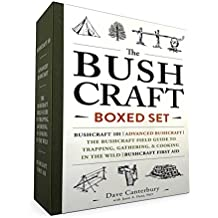 The Bushcraft Boxed Set: Bushcraft 101; Advanced Bushcraft; The Bushcraft Field Guide to Trapping, Gathering, & Cooking in the Wild; Bushcraft