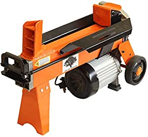 5 Ton Electric Log Splitter Hydraulic Wood Timber Cutter