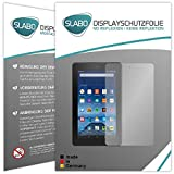 Slabo 2 x Displayschutzfolie Amazon Fire 17,7 cm 7