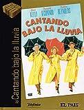 CANTANDO BAJO LA LLUVIA DVD + LIBRO