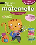 CAHIER ECOLE MATERNELLE GS 5-6