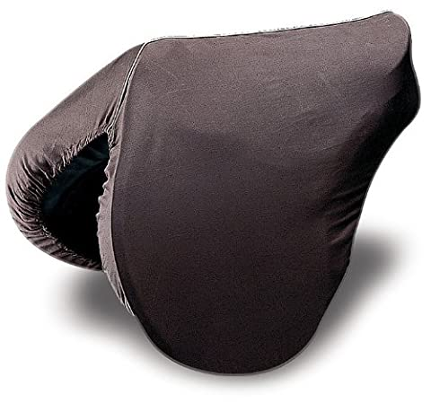 Cottage Craft Cotton Saddle Cover - Brown,