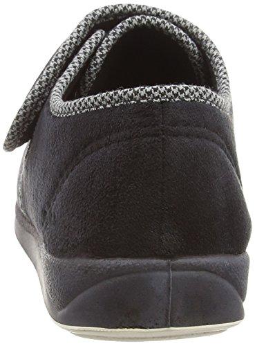 Padders Harry, Pantofole Uomo Black (Black)