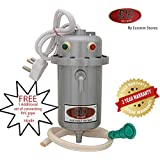 Ecomm Stores Bio Instant Portable Water Heater/Geyser for Home, Office, Restaurants , Labs, Clinics, Saloon, Beauty Parlor (Grey)